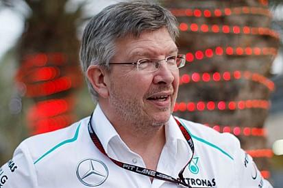 La Mercedes ufficializza l'addio di Brawn a fine 2013