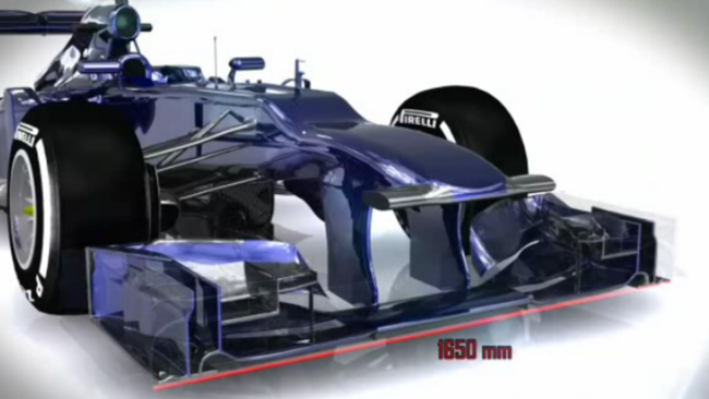 Le nuove F.1 all'inizio più lente di 10 secondi?
