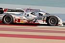 La zampata dell'Audi arriva nelle Libere 3 in Bahrein