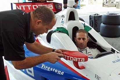 Primo test con la Ganassi Racing per Tony Kanaan