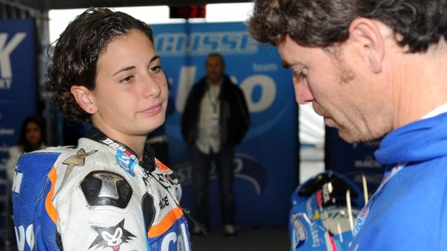 Ana Carrasco si è accordata con la RW Racing Team