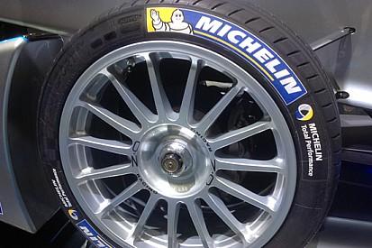 Michelin con un chip elettronico nelle gomme