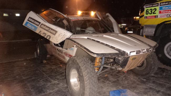 Dakar: Bedin e il supporto morale degli avversari!