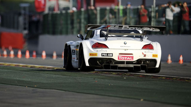 ROAL Motorsport al via con due BMW Z4 GT3