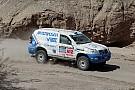 Motore in fumo e Dakar finita per Michele Cinotto