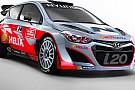 Hyundai prepara il debutto nel Mondiale Rally