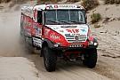 Dakar, Tappa 10, camion: colpaccio di Loprais