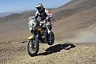 Dakar, Tappa 12, Moto: quasi fatta per Marc Coma