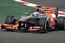 La McLaren rinnova la partnership con Santander