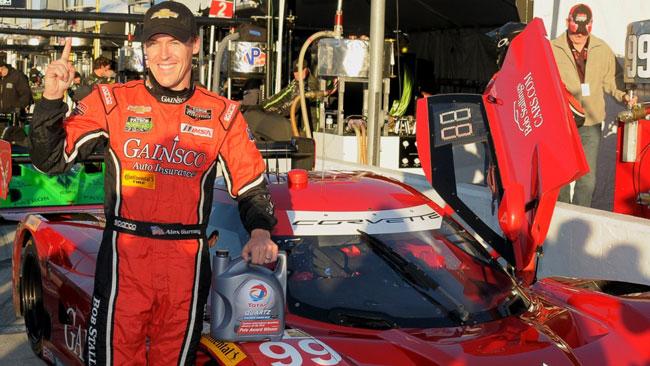 Gurney vola: Bob Stallings Racing in pole a Daytona