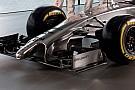 McLaren: la sospensione anteriore torna push rod