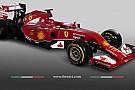 Ferrari F14 T: ecco la prima immagine!