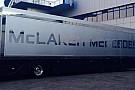 McLaren relegata ai box da problemi elettrici