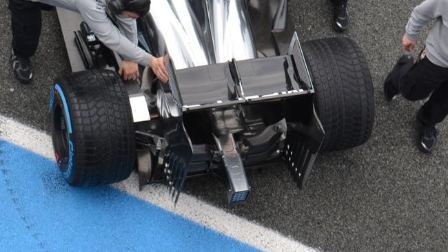 La Red Bull aveva protestato la tapparella McLaren