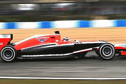 Marussia MR03 - Ferrari con l'intercooler ad acqua!