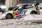 Svezia, PS8: Ogier nella neve, Mikkelsen in testa