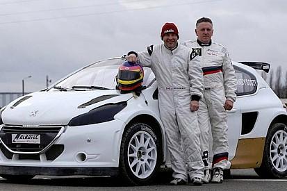 Jacques Villeneuve debutta nel Mondiale Rallycross!