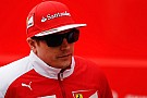 Dopo Vettel diventa papà anche Raikkonen?