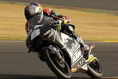 Jerez, Day 1: Miller guida l'armata KTM