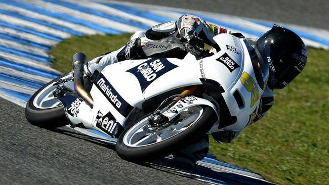 Test impegnativi per il San Carlo Team Italia a Jerez