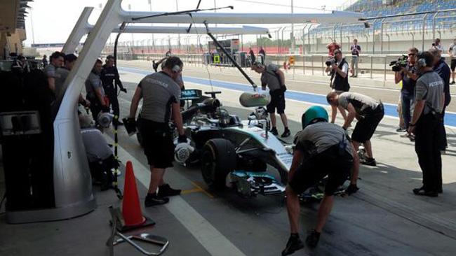 Bahrein, Day 1 (Ore 11): Rosberg spinge la Mercedes