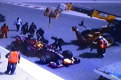 Bahrein, Day 3 (Ore 11:29): bandiera rossa per Vettel!
