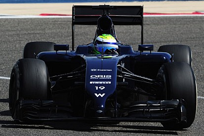 Bahrein, Day 3: Massa abbassa il limite, Red Bull ko