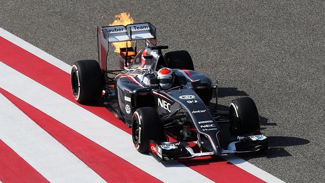 La Sauber sostituisce il motore in vista di domani