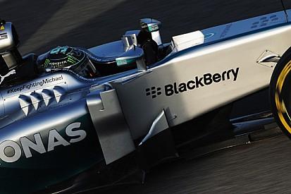 La Mercedes W05 ha fatto più strada nei test: 4374 km