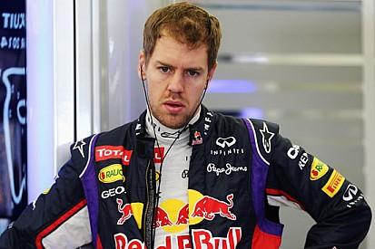 Un problema ad un disco freno per Vettel?