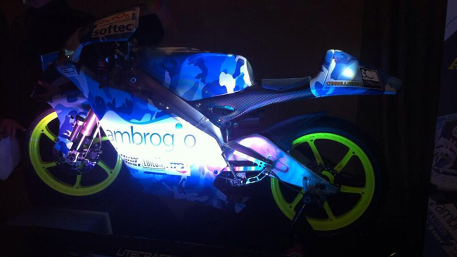 Presentate le Mahindra dell'Ambrogio Racing