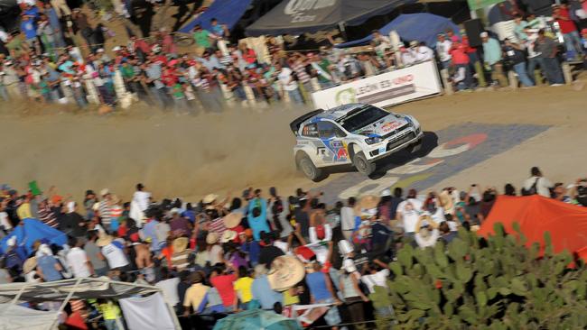 Messico: Ogier torna in testa al Mondiale con la Vw