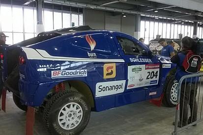 La prima 4x4 di Schlesser debutta all'Italian Baja!