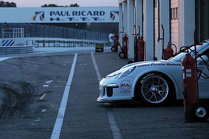 Positivo roll-out delle prime 9 911 GT3 Cup Type 991