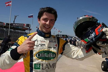 Sergio Campana firma per la Zele Racing