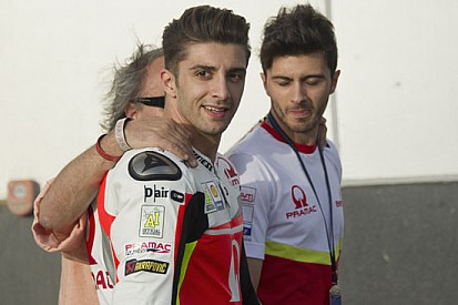 Il grande ritmo di gara consola Andrea Iannone