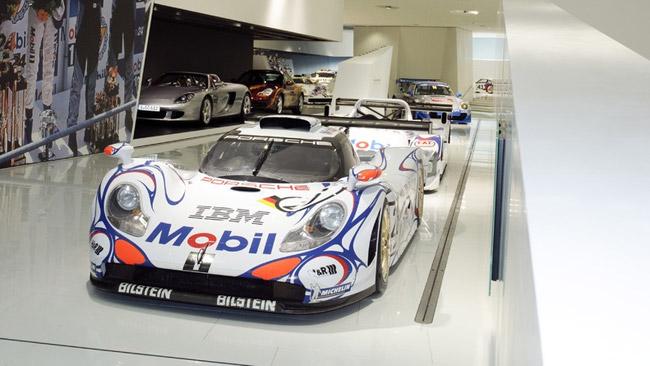 Una mostra dedicata a Le Mans al Museo Porsche