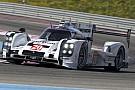 Porsche: completato il primo test con due 919 Hybrid