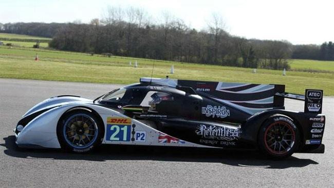 Niente test al Paul Ricard per la Strakka Dome LMP2