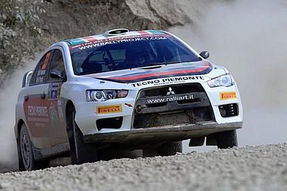 Max Rendina pronto per il Rally del Portogallo