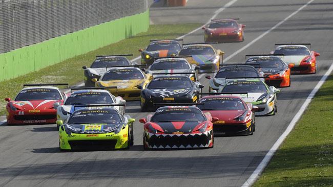 Coppa Shell: Scheltema domina in gara 2 a Monza