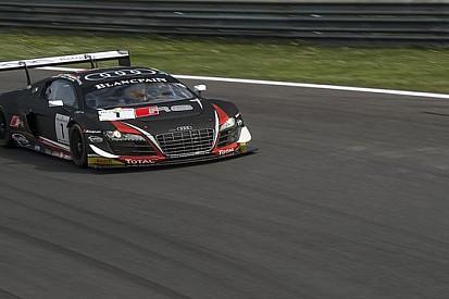 Prequalifiche, un'Audi R8 davanti a tre Ferrari 458!