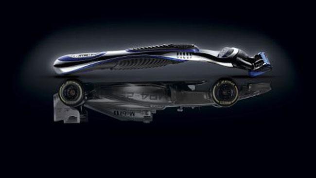 La McLaren rafforza la partnership con la Gillette