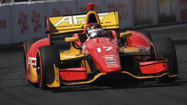 Saavedra in probation fino alla Indy 500