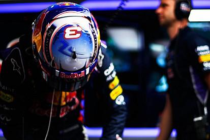 Shanghai, Libere 3: Ricciardo nella pioggerella