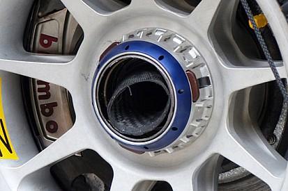 Sauber: la C33 a Barcellona avrà i mozzi forati