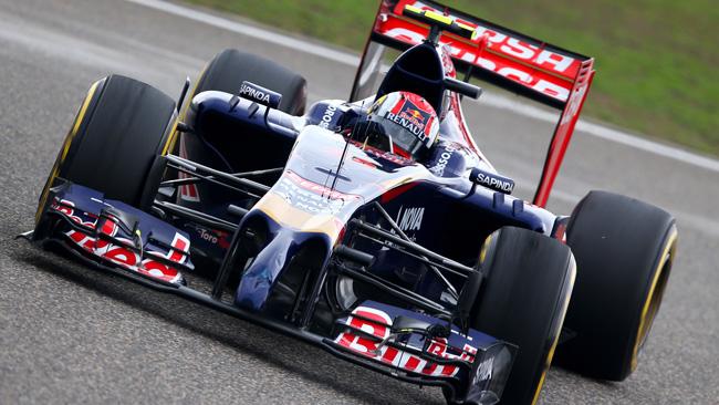 La Toro Rosso punta su Arniboldi della Mercedes