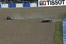 Polso sinistro fratturato per Petrucci: oggi non corre