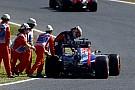 Vettel deve saltare il secondo turno di prove libere!