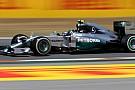 Barcellona, Libere 3: Rosberg risponde ad Hamilton